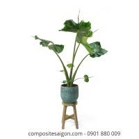 Chậu hoa composite giá tốt