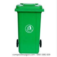 Địa chỉ bán thùng rác nhựa frp tại HCM