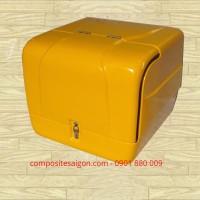 Thùng chở hàng composite giá rẻ tại HCM