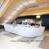 Xưởng sản xuất bàn ghế composite tại HCM