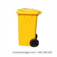 Xưởng sản xuất trực tiếp thùng rác nhựa frp