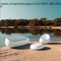 bàn ghế ăn composite đẹp