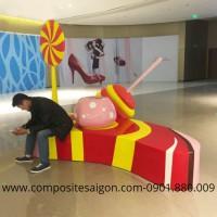 chuyên sản xuất ghế tắm nắng composite