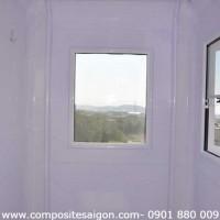 phân phối cabin bảo vệ composite