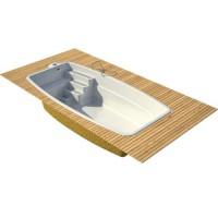 Nhận chống thấm hồ bơi bằng composite