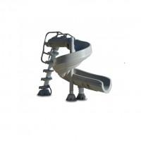 Cầu trượt nước composite cao cấp xoắn ốc cảm giác mạnh