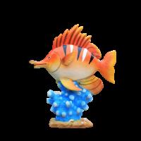 Mô hình con cá trang trí cao cấp chất liệu composite