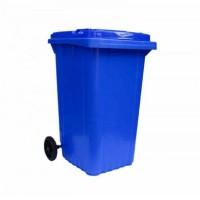 Thùng rác nhựa có bánh xe giá mềm