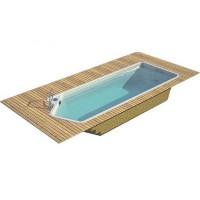 Bể bơi composite đúc sẵn