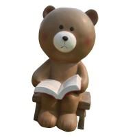 Mô hình chú gấu teddy bằng composite