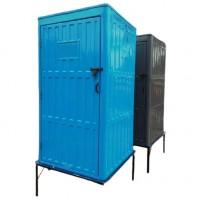 Nhà vệ sinh Xanh  FRP [1m x 1m x 2,4 m]