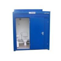 Mẫu nhà vệ sinh frp  dạng đôi  [6 x 7 x 8 ]