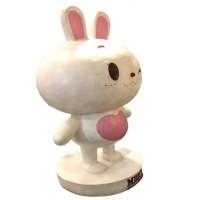 Chú thỏ frp 02