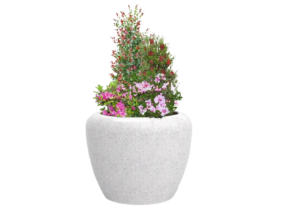 Chậu hoa composite tại imart có chất lượng không?