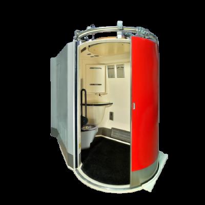 Nhà vệ sinh sinh học FRP