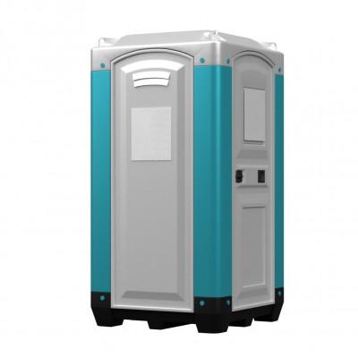 Nhà vệ sinh đơn  chất liệu frp