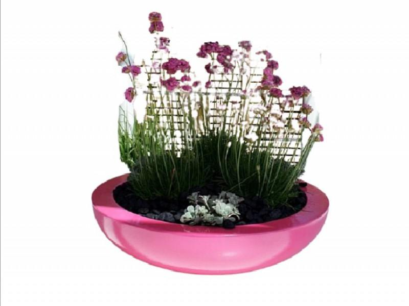 Địa chỉ cung cấp chậu hoa composite giá rẻ tại tp.hcm