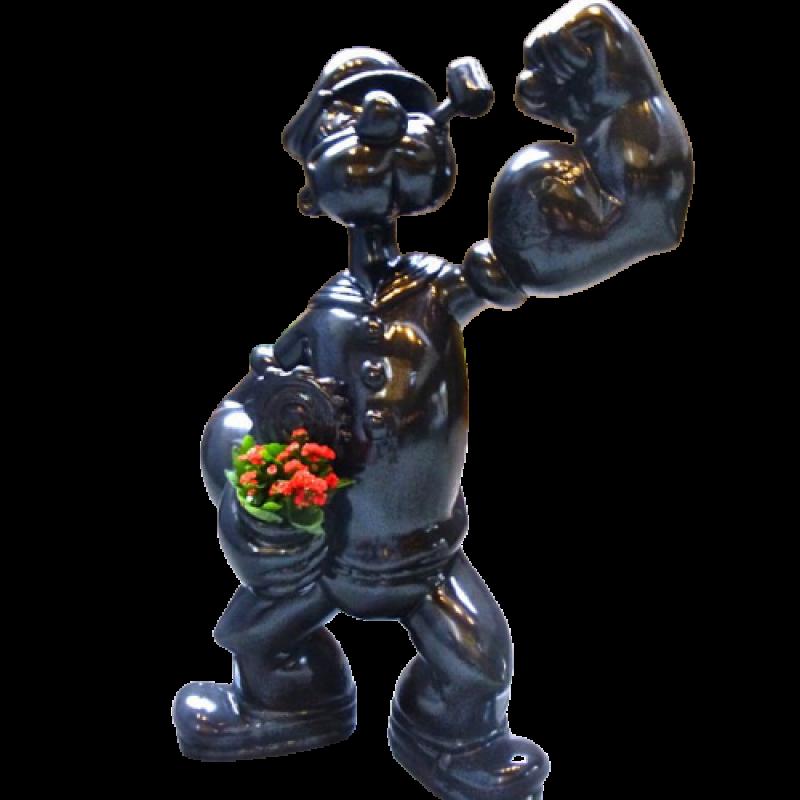 Mô hình composite chàng thủy thủ Popeye