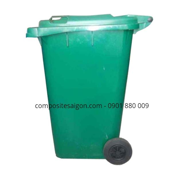 Bán thùng rác nhựa composite
