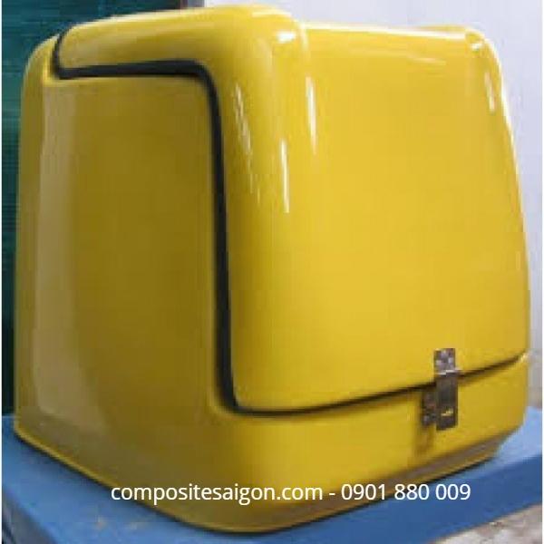 Gia công thùng hàng composite tại HCM