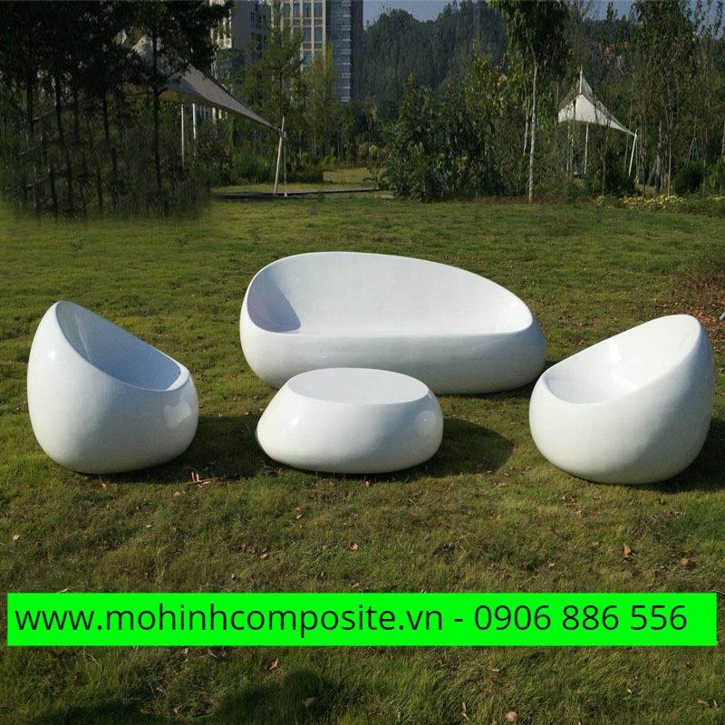 composite bộ bàn ghế