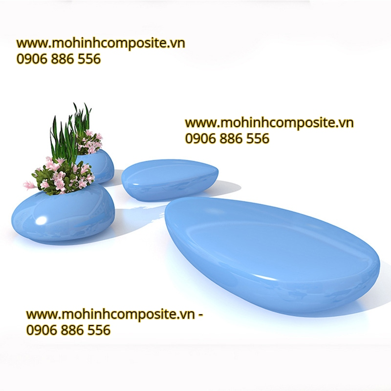 bọ bàn ghế composite