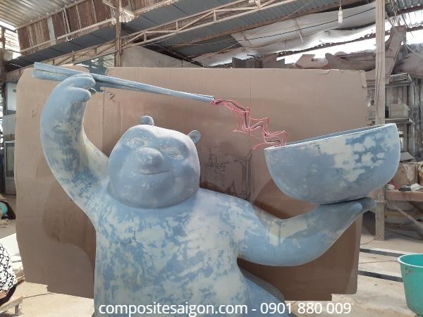 Xưởng gia công mô hình composite tại HCM