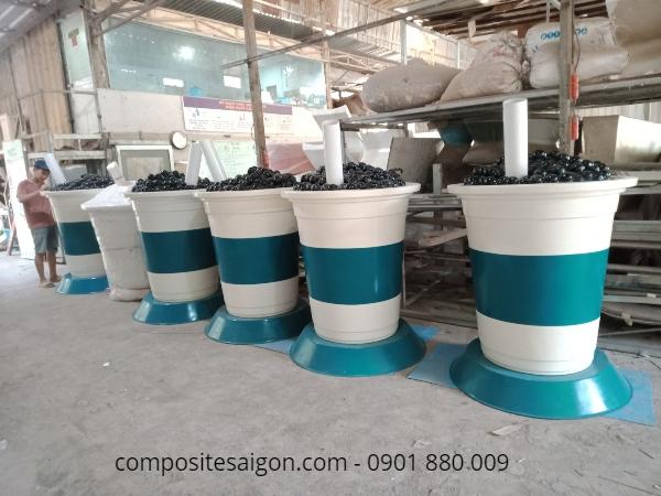 Xưởng sản xuất mô hình composite tại HCM