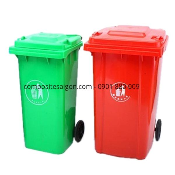 Xưởng sản xuất thùng rác nhựa frp