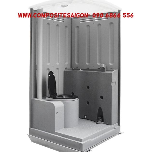 mô hình nhà vệ sinh FRP