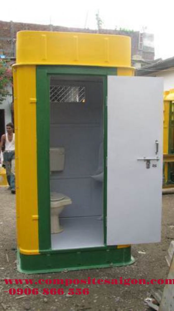 thuê nhà vệ sinh composite