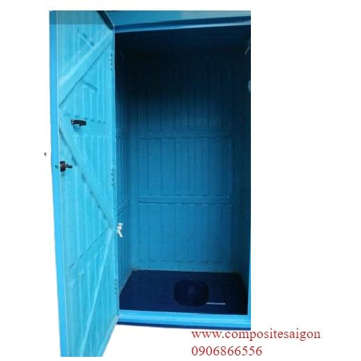 thuê nhà vệ sinh frp