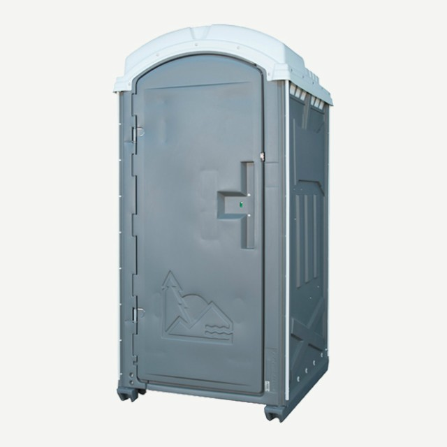 Sản phẩm nhà vệ sinh di động chất liệu gọn nhẹ bền bỉ với thời gian