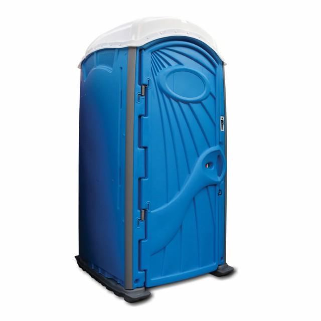 Sản phẩm nhà vệ sinh di động tiện lợi chất liệu composite.