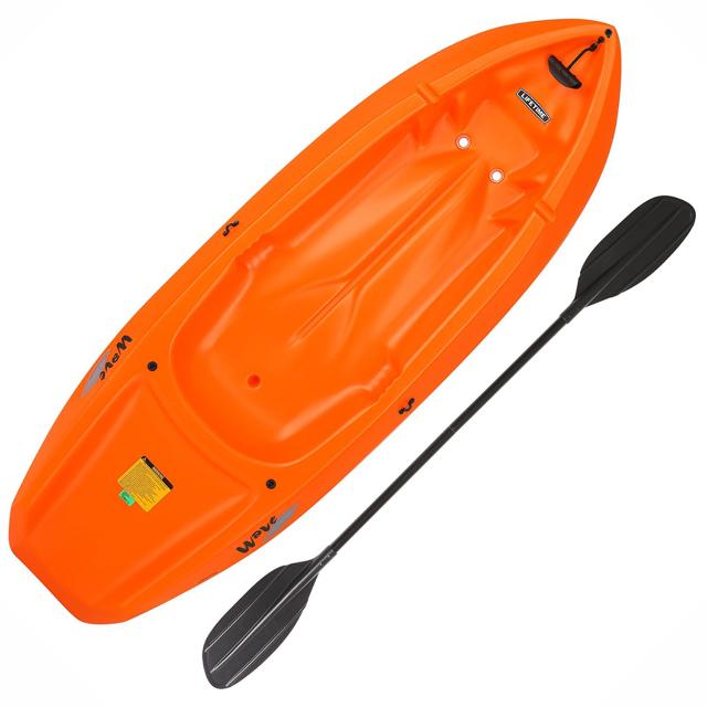 Sản phẩm thuyền kayak đơn chất liệu composite dành cho trẻ em.
