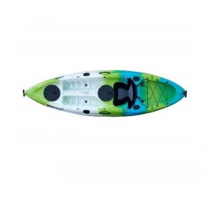 Thuyền kayak đơn composite cao cấp dành cho người đi câu.