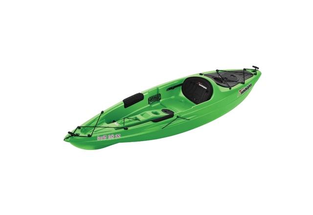 Thuyền kayak đơn chất liệu composite cho thời gian rảnh thêm thú vị.