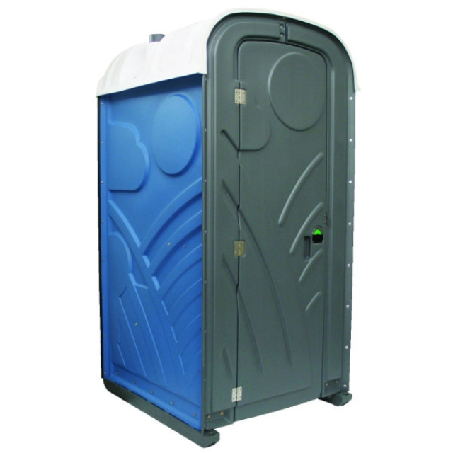 Sản phẩm nhà vệ sinh di động composite phân khúc phổ thông.
