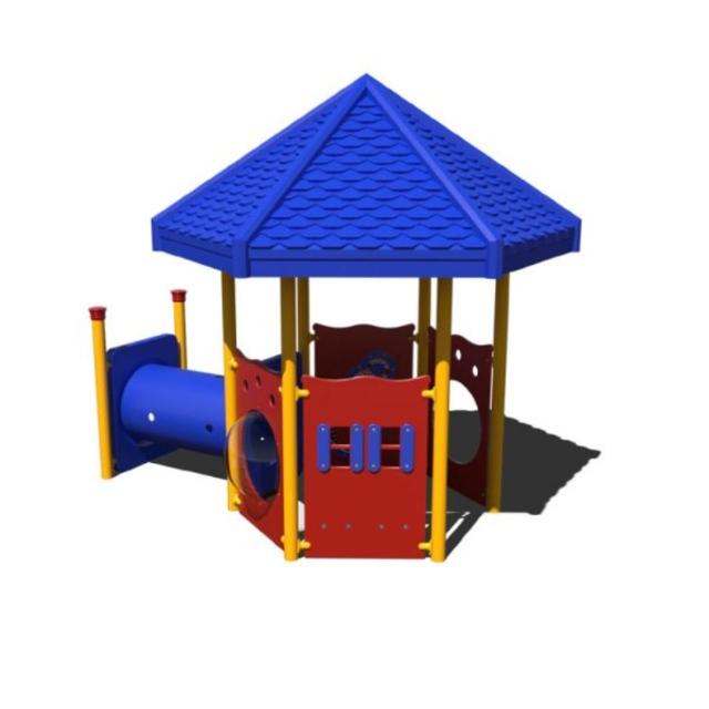Trò chơi liên hoàn composite cỡ nhỏ phù hợp cho bé chơi trong nhà.