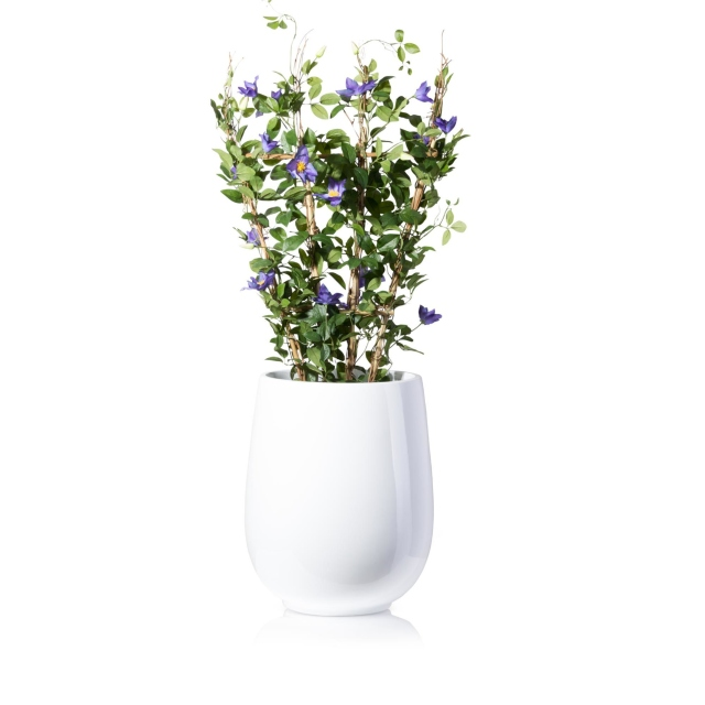 Mẫu chậu hoa đẹp làm từ chất liệu composite bền bỉ
