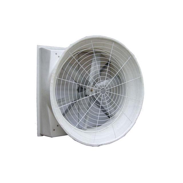Mẫu quạt thông gió chất liệu composite bền giá tốt