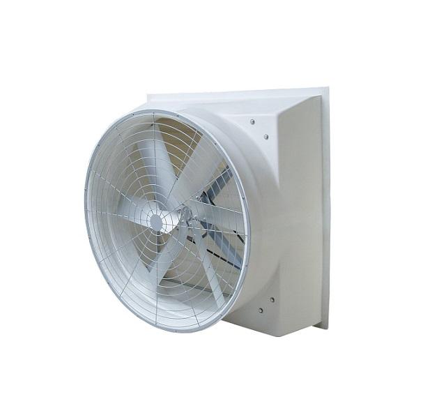 Quạt thông gió dùng trong công nghiệp chất liệu composite