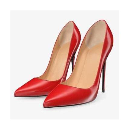 【mô hình】giày khổng lồ composite