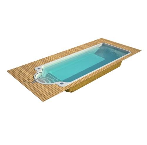 Hồ bơi đúc sẵn [composite] 02