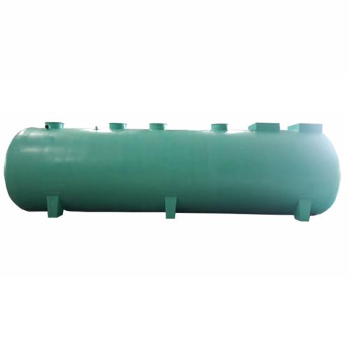 Bồn chứa nước thải composite tiêu chuẩn hiện đại