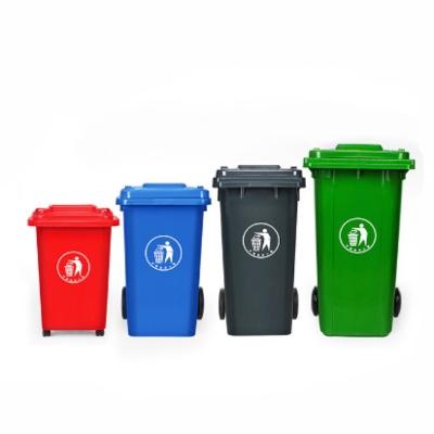 Bảo vệ môi trường với thùng rác composite