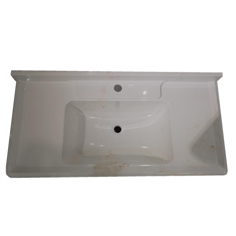 Bồn rửa hình chữ nhật composite cao cấp