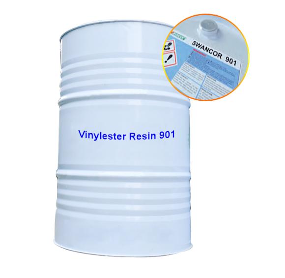 Nhựa polyester kháng hóa chất 901
