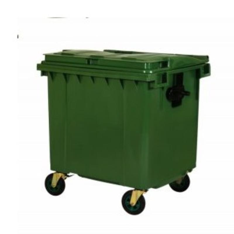Xe rác composite 05