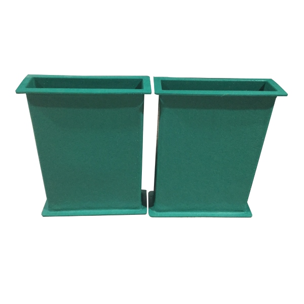 Thùng đựng gạo chất liệu nhựa composite bền, nhẹ, tiện sử dụng